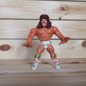 WWF Ultimate Warrior