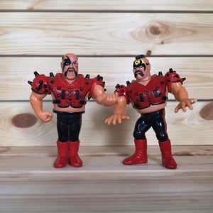wwf road warriors