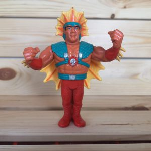 WWF Ricky 'The Dragon' Steamboat Figure