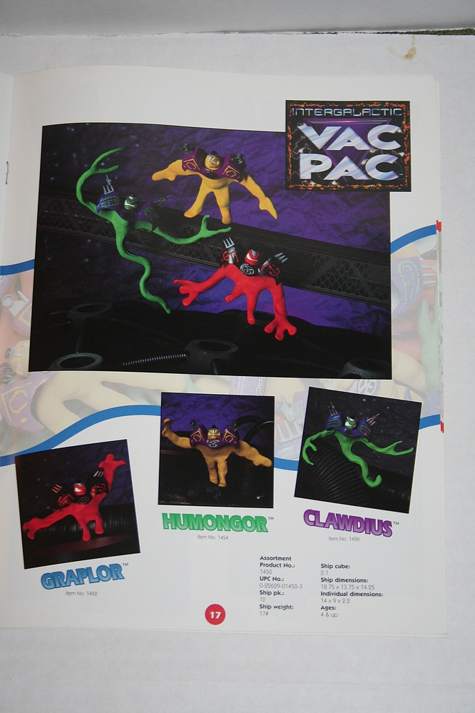 That was rad - cap toys 1995