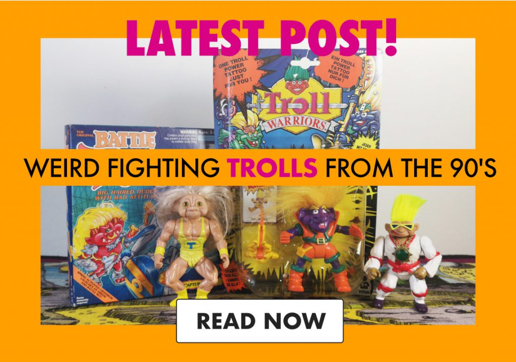 That Was Rad - Fighting Trolls